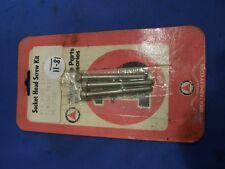 New BSA A65 1969-On Timing Side Bolt Kit Lightning  B672