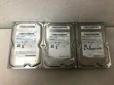 LOT 3 Samsung 1TB Spinpoint F1 HD103UJ Internal 7200RPM 3.5 SATA HD hard drive