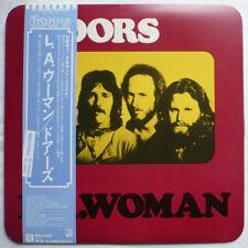 THE DOORS - L.A. woman - jap. LP > Jim Morrison