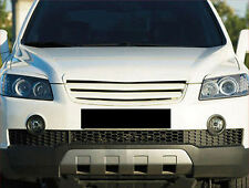 Front Hood Radiator Grill PAINTED 1p Black For 08 09 10 Chevy Holden Captiva
