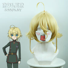 Anime Saga of Tanya the Evil Tanya von Degurechaff Cosplay Wig COS-436A