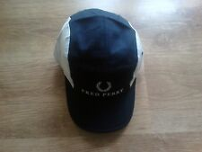 FRED PERRY 5 PANEL BASE BALL CAP