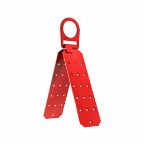PeakWorks RB-9800 Reusable Roof Bracket Anchor Red