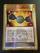 Carte Pokemon SUPER BONBON 105/101 Noir et Blanc Secrète Ultra Rare Française