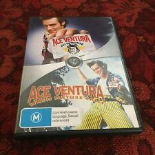 ACE VENTURA WHEN NATURE CALLS DVD. ONLY. NO PET DETECTIVE