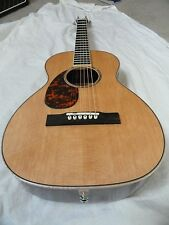 LARRIVEE P-09 CRAZY ROSEWOOD, LEFTY, NEW WITH ARCHTOP CASE, BEAUTIFULLY BUILT