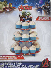 Avengers Marvel Cupcake Cupcake Treat Stand from Wilton 4110 NEW
