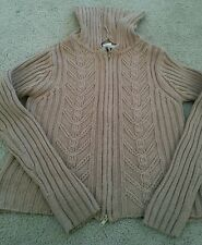 2 women's sweaters size L - Both Zip Up