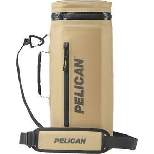 Pelican Dayventure Soft Sided Cooler Sling, 12 Can Capacity, SOFT-CSLING-COYOTE