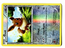 POKEMON (XY7) ORIGINES ANTIQUES HOLO INV N° 63/98 EVOLI (EEVEE REV HOLO)