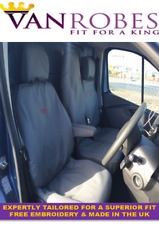 Fiat Talento SX 2016 on. Tailored Seat Covers & Tailored floor mat.
