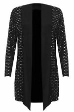Viscose Christmas Thin Knit Jumpers & Cardigans for Women