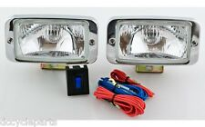 ADD-ON V562-1 CLEAR HALOGEN DRIVING LIGHTS GL1100 GL1200 GL1500 GOLDWING