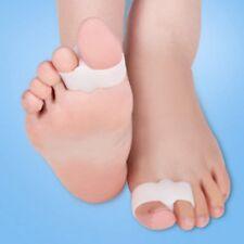 2pcs Straightener Spreader Corrector Bunion Toe Separators Hallux Valgus Useful