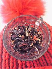 Organic Hawthorn Berry, Schisandra & Hibiscus - Harmonious Heart Tonic