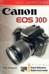 Canon EOS-30D  Magic Lantern User's Guide  NEW   -    Still shrink wrapped