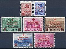 Ungeprüfte Briefmarken aus der deutschen Besetzung im 2.Weltkrieg mit Postfrisch