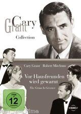 VOR HAUSFREUNDEN WIRD GEWARNT (Cary Grant, Robert Mitchum) NEU+OVP