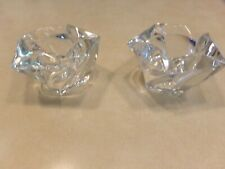 PartyLite Windswept Pair Candleholders