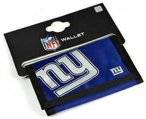 New York Giants NFL nylon wallet (bst)