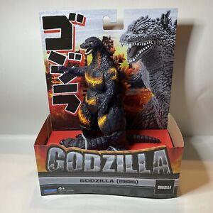 """Burning Godzilla 1995 6.5"""" Vinyl Action Figure Playmates NIB"""