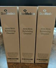 SkinMedica AHA/BHA Exfoliating Cleanser 6 oz. Sealed Fresh