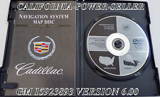 2004 2005 2006 2007 CADILLAC Deville NAVIGATION DISC DVD CD 15923893 DISK