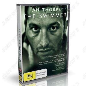 Ian Thorpe The Swimmer DVD : Biography : Australian Swimming Athlete : Brand New