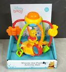 Disney Baby Winnie the Pooh Activity Ball ages 6+ months NEW