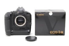 [Excellent] Canon EOS-1V + PB-E2 35mm SLR Film Camera Body Only from JAPAN 507