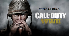 Call of Duty: WWII - Private Beta KEY - Worldwide - Xbox One/PS4