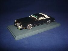 Lincoln MK5 Coupe White over Black 1978 NEO 43551 1:43