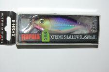 "rapala x-rap xrap shad shallow xrsh-8 xrsh08 pd purpledescent 3 1/8"" 1/2oz"