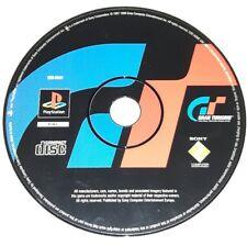 GRAN TURISMO CORSE AUTO - PlayStation 1 PS1 Play Station Game Bambini Gioco