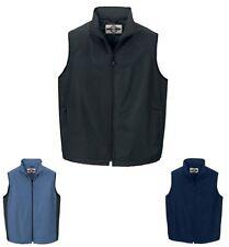 Polyester Regular Solid 2XL Vests for Men