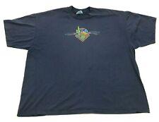 VINTAGE Arizona Shirt Size 2XL XXL Blue Tee Southwestern Adult Men's USA 1994