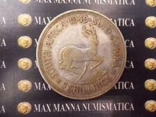 SOUTH AFRICA SUD AFRICA 5 SHILLINGS 1949  COD. SUDAFRICA-25