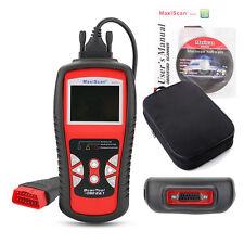 MaxiScan MS529 ODB2 EOBD Car Diagnostic Scanner Code Reader VS. MS509