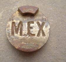 MEX BRASS 2 GALLON PETROL CAN CAP