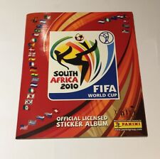 Panini World Cup 2010 Uk Edition Complete