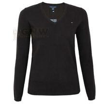 M Tommy Hilfiger Damen-Pullover & -Strickware mit V-Ausschnitt