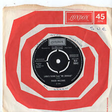 """Roger Williams - Lara's Theme From Dr Zhivago / I'll Remember You 7"""" Sgl 1966"""