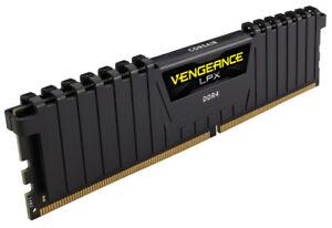 8GB Corsair Vengeance LPX 3000MHz PC4-24000 DDR4 CL16 Memory Module