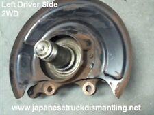 2001-04 Nissan Xterra Frontier Spindle Knuckle 2WD Left Front V6 400159Z510 ,