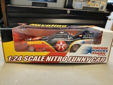 Havoline Racing 1:24 Scale Nitro Funny Car Checker Schuck's Kragen