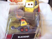 2015 Disney Planes - Blackout - Fire & Rescue - Very Rare