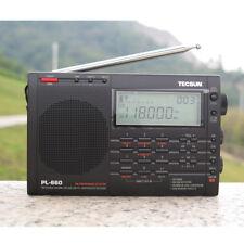 TECSUN PL-660 FM Radio Stereo LW/AM/SW SSB AIR Synthesized World Band Receiver