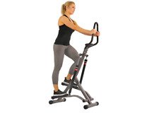Sunny Health Fitness Stair Stepper Exercise Bike Digital Monitor Weight Loss