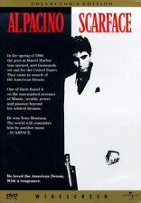 SCARFACE - 1983 Al Pacino, Michelle Pfeiffer, Steven Baue Region 1 Classic DVD