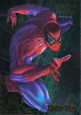 MARVEL FLAIR ANNUAL 95 DUOBLAST CARD 1 OF 3